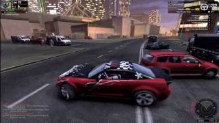 All Points Bulletin Gameplay [PC]