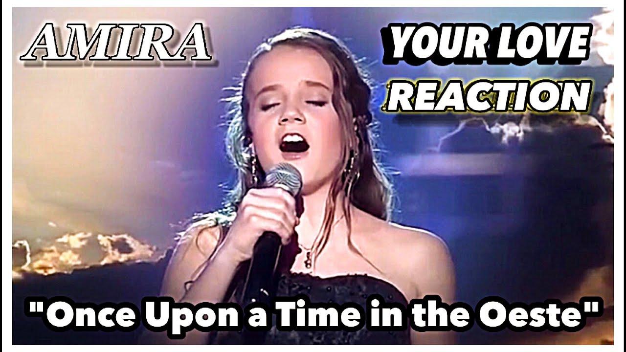 Song youtube amira gabriellas Amira's 3rd