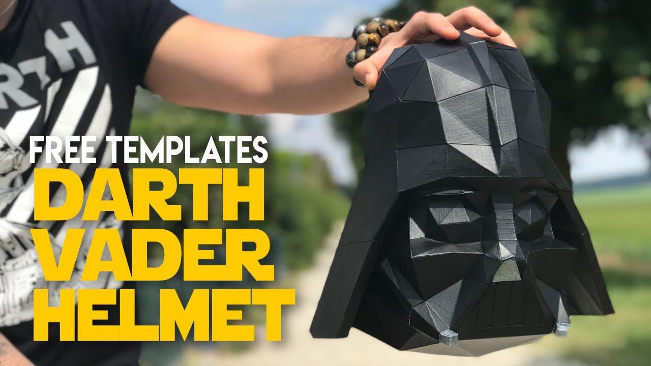 How To Make An Origami Darth Vader | Bored Panda | 720x1280