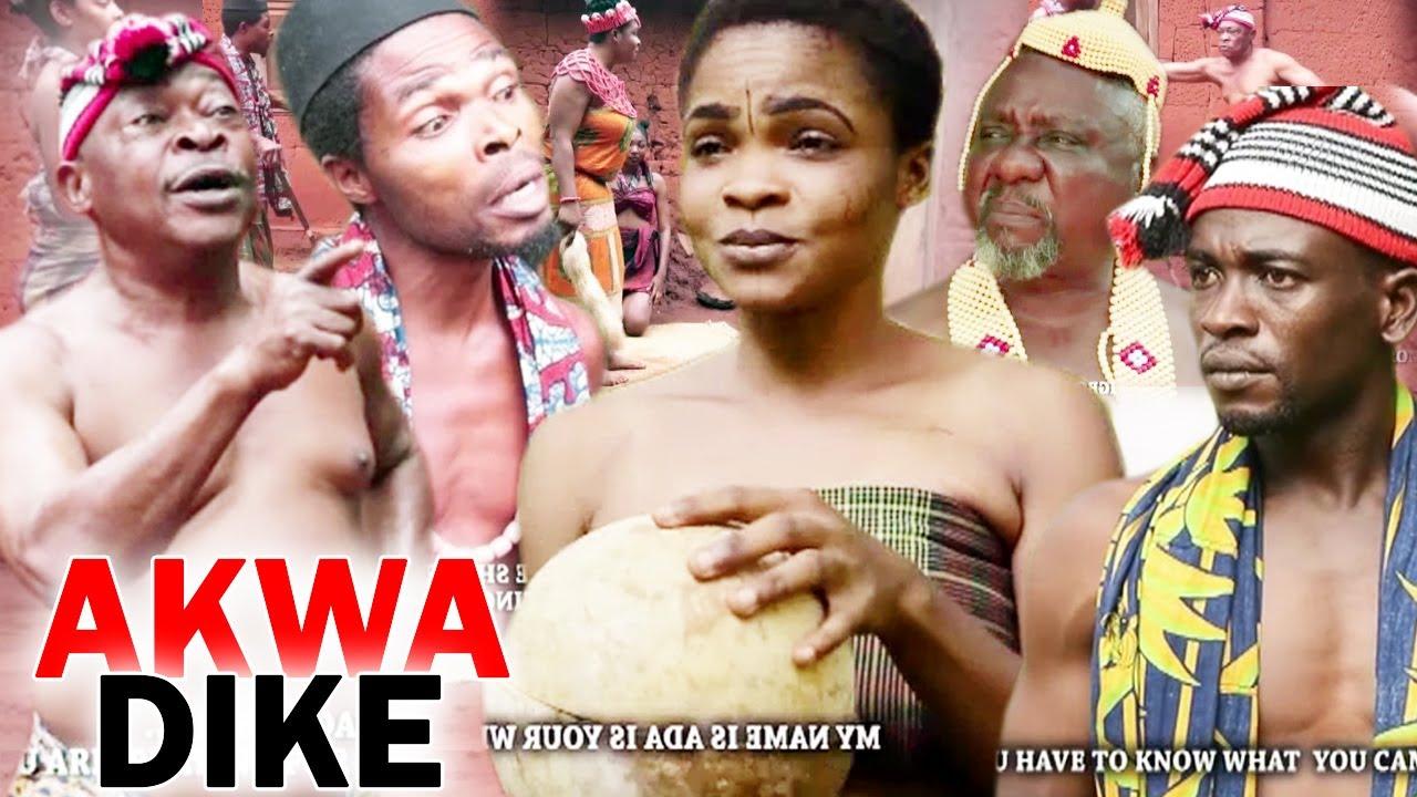 Download AKWA DIKE - 2020 Latest Nigerian Nollywood Igbo Movie Full HD