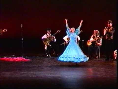 Rob Flamenco Society Palace Fine Arts 5-1996.wmv