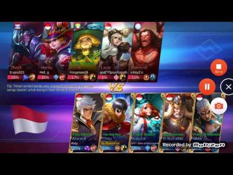 Mobile Legends, Yuk Belajar Pake hero kungfu Chou