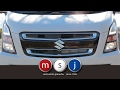 スズキ新型 ワゴンR スティングレーT(ターボ) 試乗動画 ワインディング