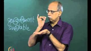 """Mod-01 Lec-32 Some """"Difficult"""" Sounds in English"""
