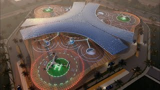 Top 5 Architect designs for an Uber Air Skyport