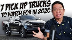 7 Pickup Trucks to Watch Out for in the Philippines | Philkotse Top List
