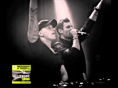 REMADY & MANU-L FEAT. J-SON -HOLLYWOOD ENDING- REMADY 2K13 REMIX - PREVIEW