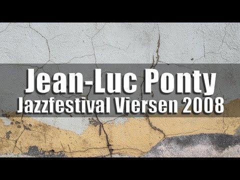 Jean-Luc Ponty & His Band - Jazzfestival Viersen 2008