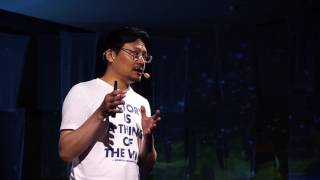 The courage to create beauty | 張盈智 Kevin Zhang | TEDxTunghaiU