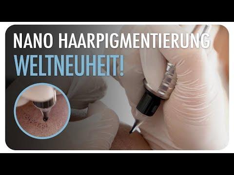 Weltneuheit: Nano-Haarpigmentierung - Alle Vorteile im Überblick!!