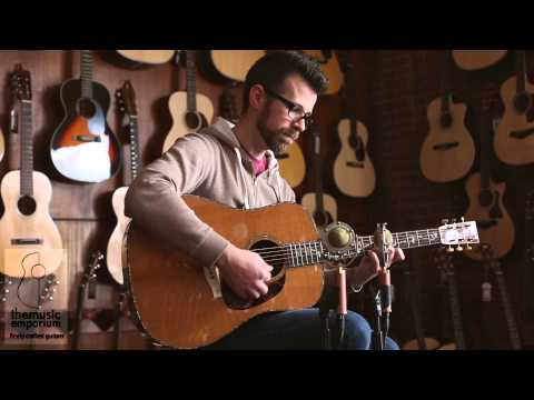 Bourgeois Guitars SN 7000 Custom Brazilian Rosewood D at The Music Emporium