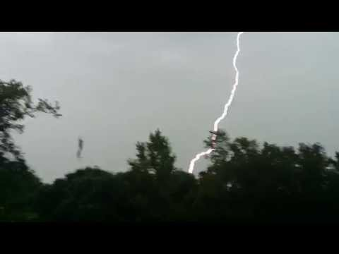 Sugarloaf Mountain, FL Lightning Strike 2