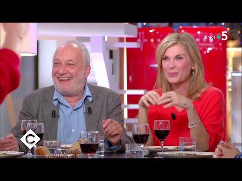 Au dîner avec Michèle Laroque et François Berléand - C à Vous - 16/01/2019