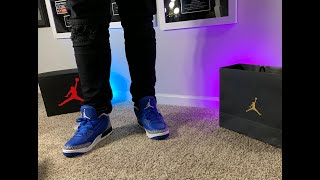 Father of Asahd Retro 3's Review & On-feet