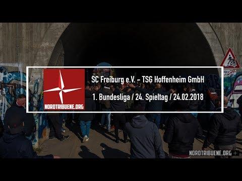 TSG Hoffenheim GmbH - SC Freiburg e.V. / Saison 2017/2018 - 24. Spieltag / 24.02.2018