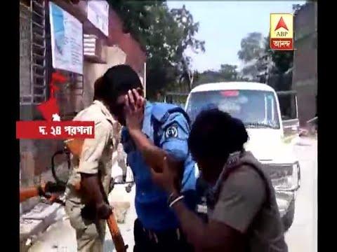 Panchayat Violence: Police personnel injured at Basanti
