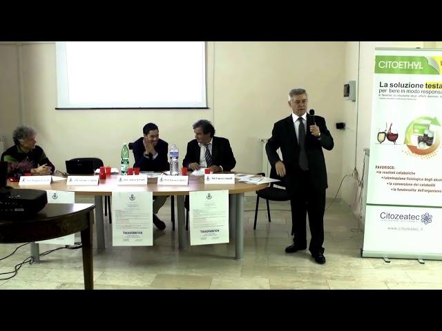 Convegno Citoethyl - 8 novembre 2014  - Intervento dott.  Ferorelli