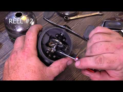 Muzzy XD Maintenance: Troubleshooting Reels
