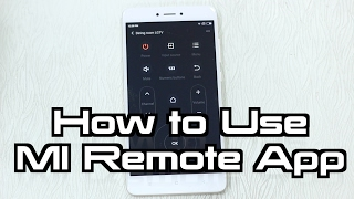 Xiaomi Redmi Note 4: How to use Mi Remote to control TV, AC, and other devices