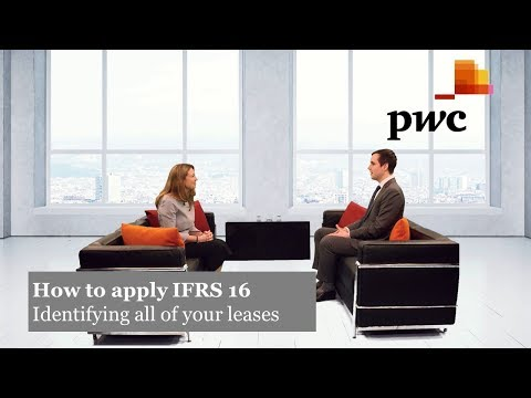 PwC's How to apply IFRS 16 - 2. Identifying all of your leases
