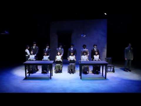 U of U Department of Theatre presents THE ADDING MACHINE