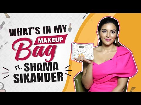 What's In My Makeup Bag Ft. Shama Sikander | Makeup Secrets Revealed thumbnail