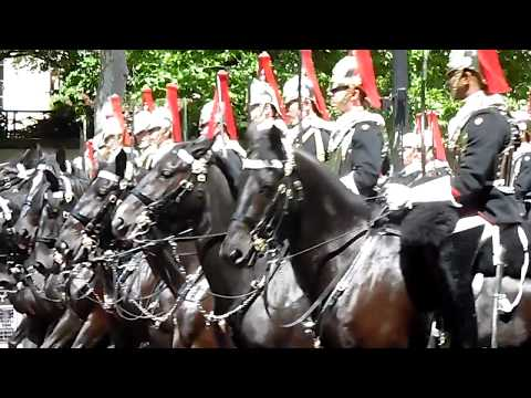 Household Cavalry, Trooping the Colour 2017