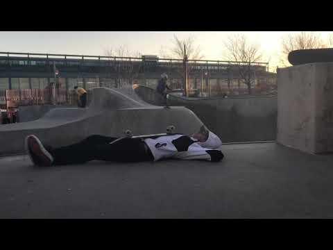 Kayo Martin skateboard Video
