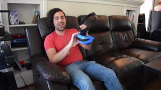 Acer Mixed Reality vs Oculus Rift & HTC Vive & PSVR | Reaction by VR Expert Nima Zeighami