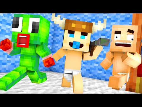 Minecraft Daycare - BABY BLOWS UP TEACHER !? (Minecraft School)