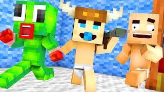 Minecraft Daycare - BABY BLOWS UP TEACHER !? w/ UnspeakableGaming (Minecraft Kids Roleplay)