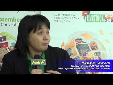 Agri TV : Livestock Asia 2015 Expo & Forum