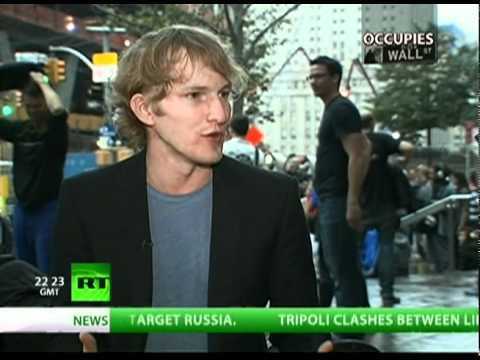 The Alyona Show  - OWS Edition 10/14/11