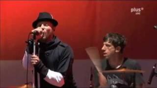Beatsteaks - I Don't Care As Long As You Sing (HQ) LIVE @ Rock am Ring 2011