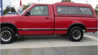 1993 Chevrolet S10 Pickup Used Cars Crestwood KY