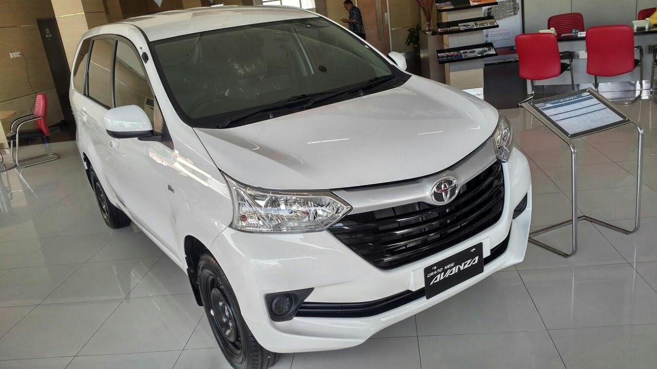 In Depth Tour Toyota Grand New Avanza E M T Indonesia YouTube