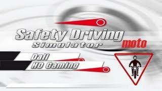 Safety Driving Simulator Moto PC Gameplay HD 1440p