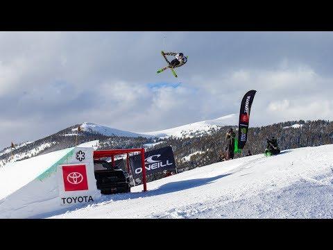 Men's Ski Slopestyle Final | Winter Dew Tour Copper 2020 (Day 3)