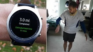 Samsung Gear S3 review: A week with the new GPS smartwatch