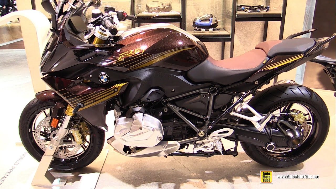 2019 Bmw R1250 Rs Option 719 Walkaround Debut At 2018 Eicma Milan Youtube