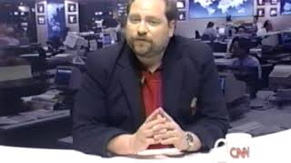 CNN Guest Anchor 1998