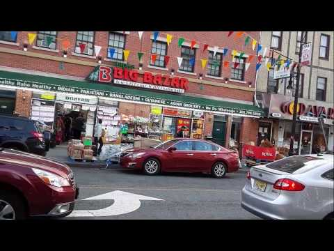 Welcome To India Square!! | Huge Indian Population | Jersey City, New Jersey, USA