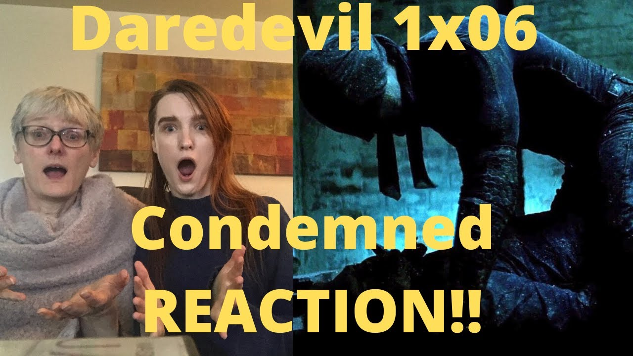 "Download Daredevil Season 1 Episode 6 ""Condemned"" REACTION!!"