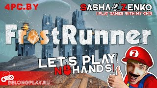 FrostRunner Gameplay (Chin & Mouse Only)