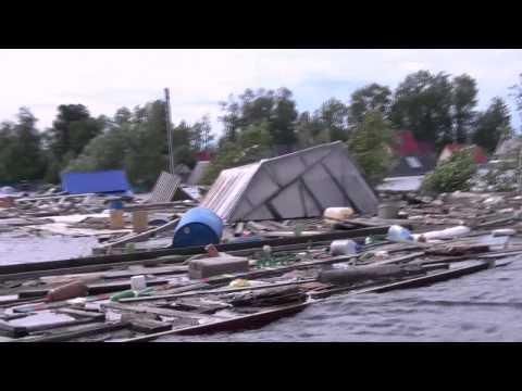 Потоп дач в Нижневартовске