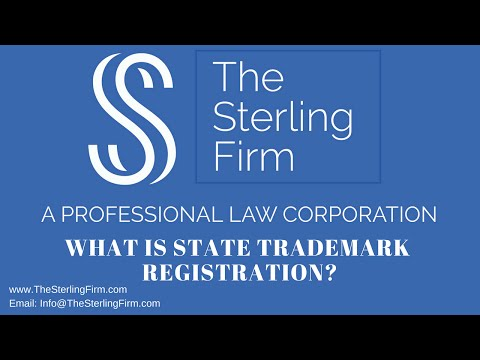 WHAT IS STATE TRADEMARK REGISTRATION?