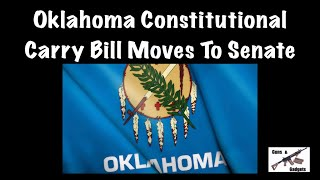 Oklahoma Constitutional Carry Bill Ready For Senate Vote
