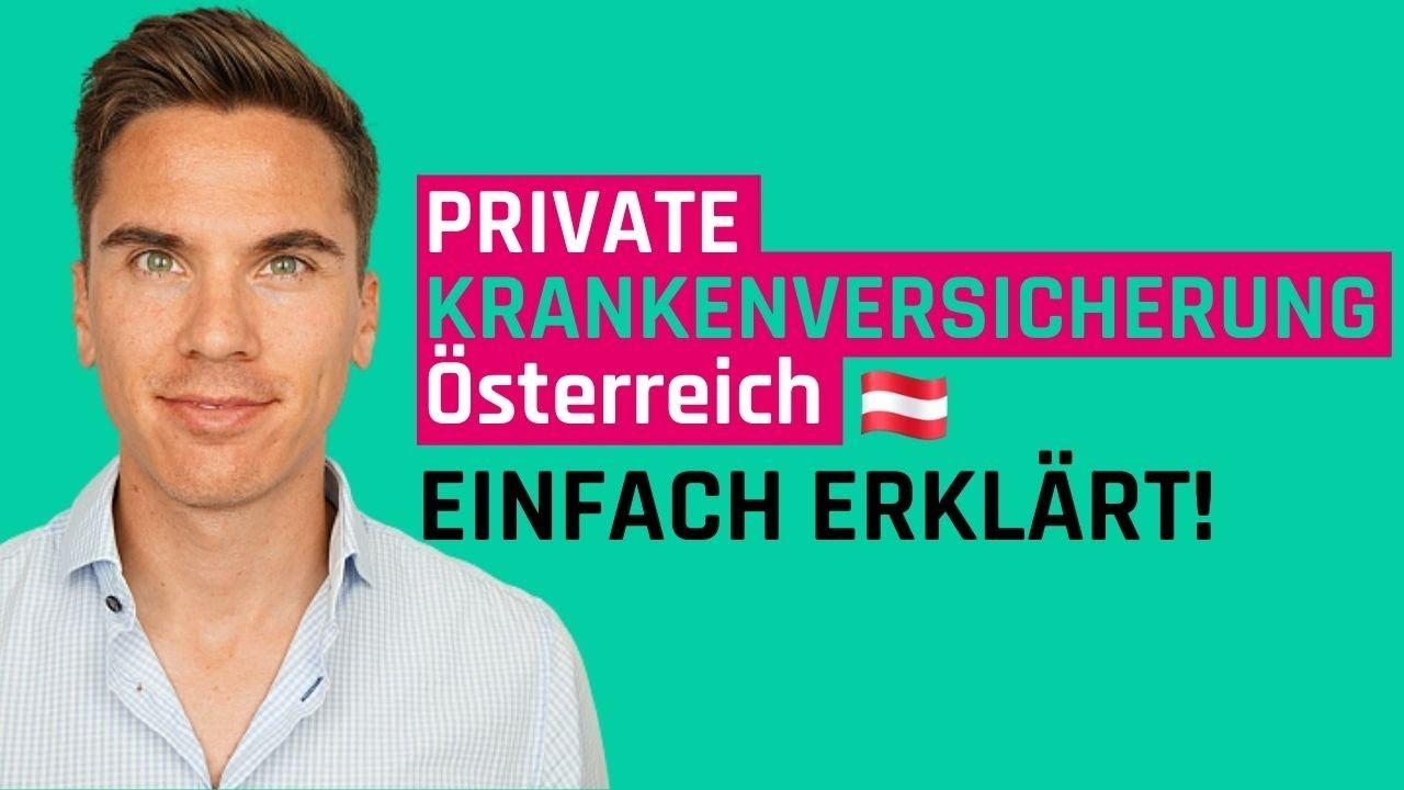 Private Krankenversicherung in ÖSTERRREICH 2021 👩⚕️ ...