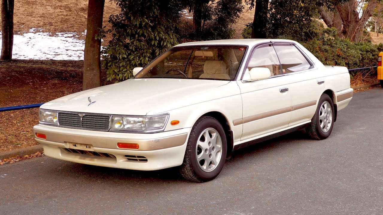1992 nissan laurel medalist usa import japan aution purchase review youtube 1992 nissan laurel medalist usa import japan aution purchase review