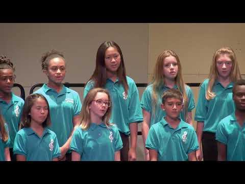 Bidi Bom  (Eddleman)-- Twin Peaks Middle School Choir